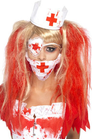 Ladies Bloody Nurse Fancy Dress Kit