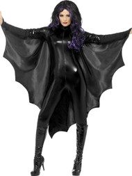 Ladies Vampire Bat Wings