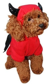 Dog Devil Bat Fancy Dress Costume