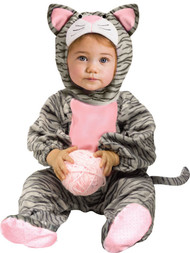 Baby Kitten Fancy Dress Costume