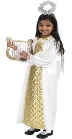 Child's Angel Gabriel Fancy Dress Costume