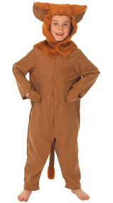 Child's Lion Fancy Dress Costume