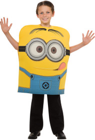 Child's Dave Minion Fancy Dress Costume