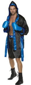Mens Boxer Fancy Dress Costume