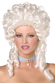 Ladies Baroque Marie Antoinette Wig