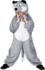 Child's Big Bad Wolf Fancy Dress Costume