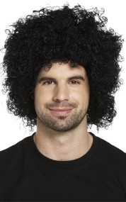 Mens 1970s Afro Wig