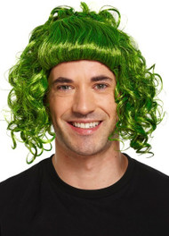 Adult Green Wig