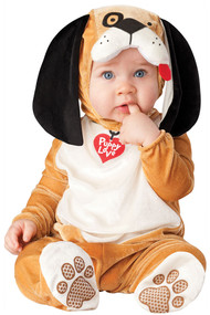 Baby Puppy Dog Fancy Dress Costume