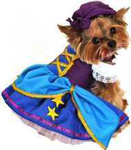 Dog Gypsy Pirate Fancy Dress Costume
