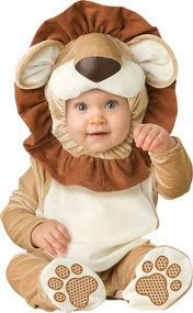 Baby Lovable Lion Fancy Dress Costume