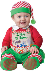 Baby Elf Fancy Dress Costume