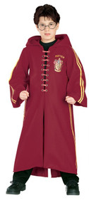 Boys Harry Potter Quidditch Fancy Dress Costume