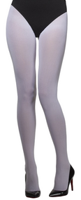 Ladies White Tights