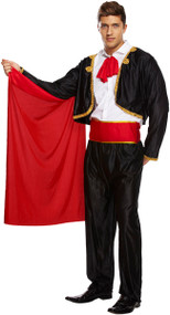 Mens Spanish Matador Fancy Dress Costume