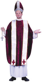Mens Cardinal Fancy Dress Costume 2