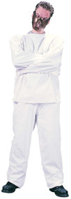 Mens Mental Patient Fancy Dress Costume