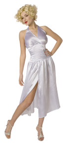 Ladies Blonde Starlet Fancy Dress Costume