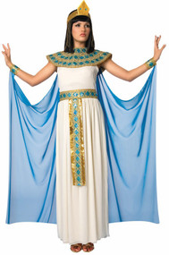 Ladies Cleopatra Fancy Dress Costume 3