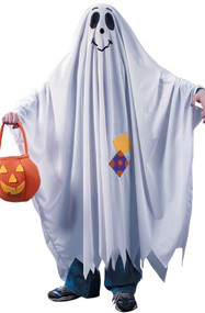 Child's Friendly Ghost Fancy Dress Costume