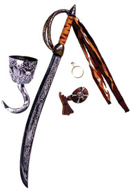 Carribean Pirate Accessory Kit