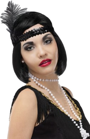 Ladies Flapper Fancy Dress Kit