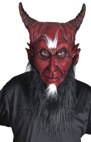 Mens Devil Fancy Dress Mask