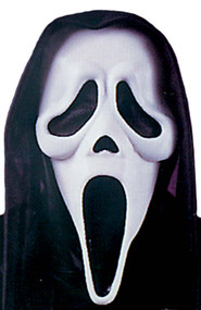 Adult Scream Face Mask
