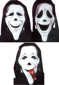 Adult Scary Movie 3 Pack of Masks
