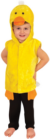 Toddler Duck Fancy Dress Costume