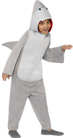 Child's Shark Fancy Dress Costume