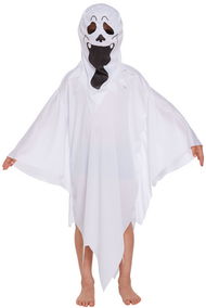 Child's Ghost Fancy Dress Costume