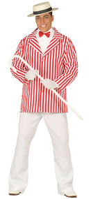 Mens 1920s Performer Fancy Dress Costume