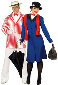 Couples 1920s Fancy Dress Costumes