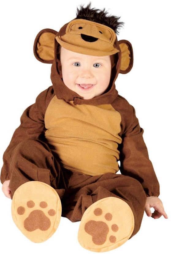 fcbcb08b650 Baby Monkey Fancy Dress Costume 4. Image 1 Click to view full size image
