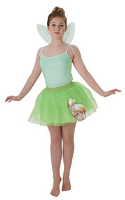 Ladies Tinkerbell Fancy Dress Costume Kit