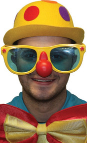 Mens Jumbo Clown Glasses