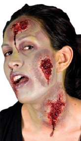 Adult Oozing Wounds Halloween Special Effect