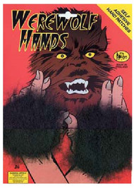 Werewolf Hand Patches