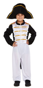 Boys Napoleon Fancy Dress Costume
