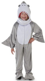Child's Shark Fancy Dress Costume 2