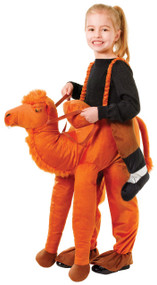 Child's Step In Camel Fancy Dress Costume