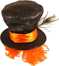 Adult Mad Fancy Dress Hat