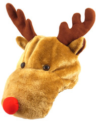 Adult Reindeer Fancy Dress Hat