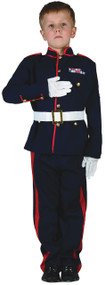 Boys Ceremonial Soldier Fancy Dress Costume