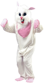 Adult Evil Easter Bunny Fancy Dress Costume