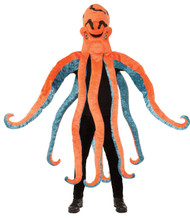 Adult Octopus Fancy Dress Costume
