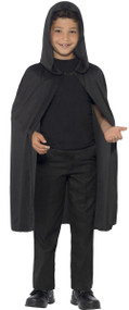 Child's Black Cape