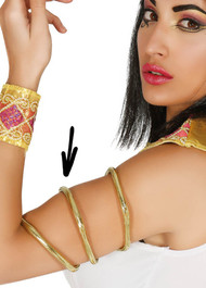 Ladies Cleopatra Fancy Dress Armband
