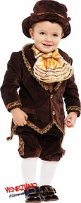 Boys Little Lord Fancy Dress Costume